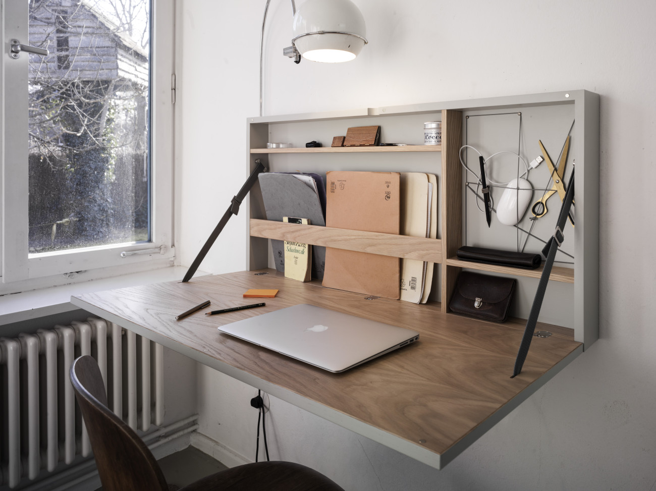 Creare un angolo studio in casa per lo smart working