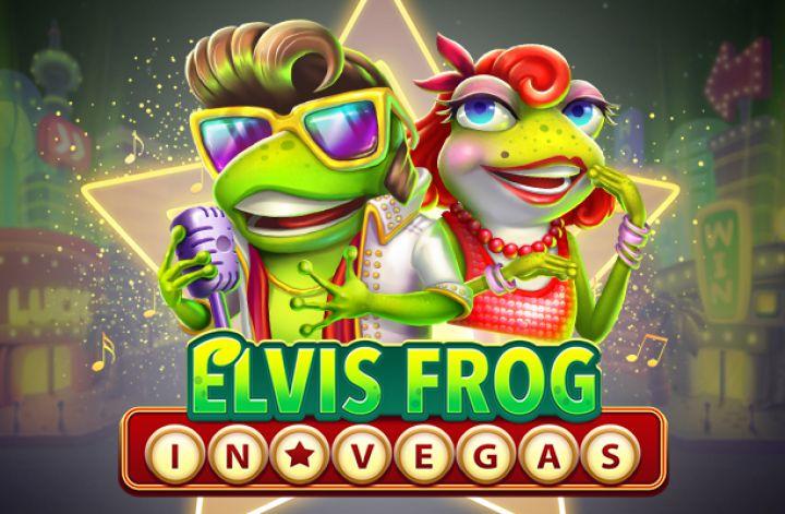 Quando il mito si trasforma in un gioco: Elvis Frog